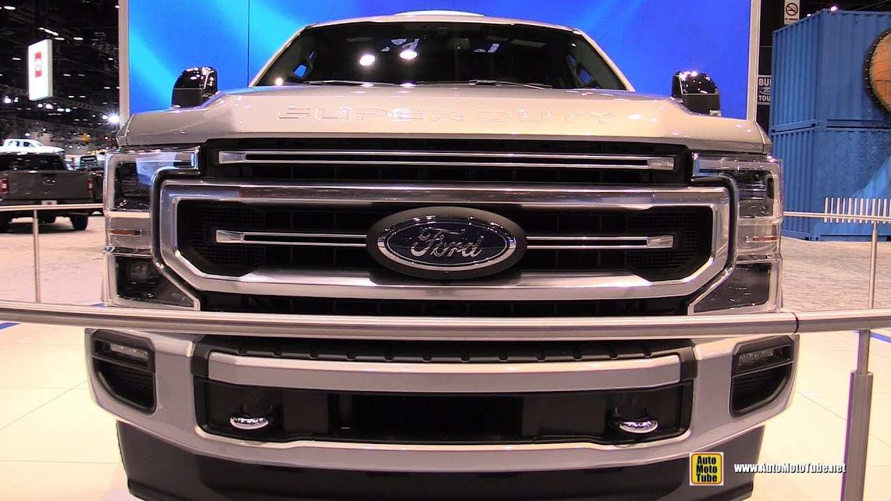90 New 2020 Ford F350 Diesel Price Design And Review