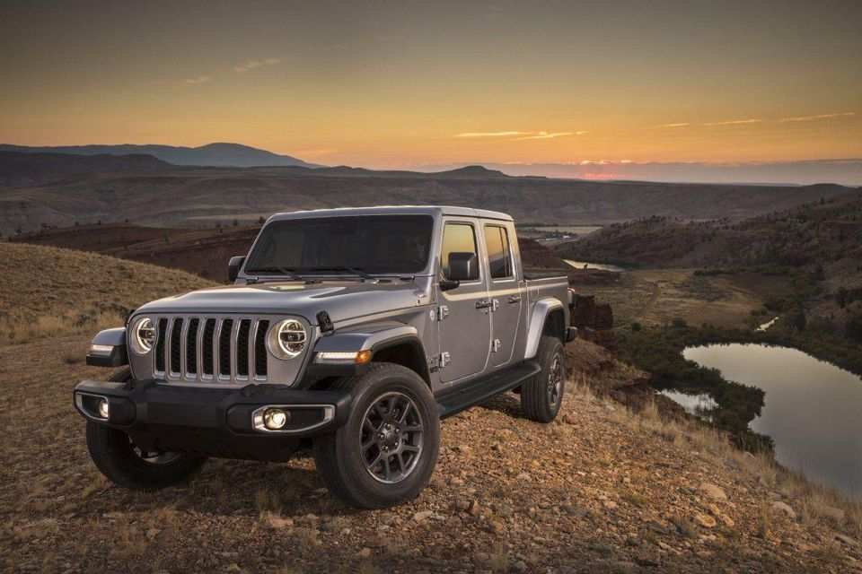 90 New 2020 Jeep Comanche Spesification