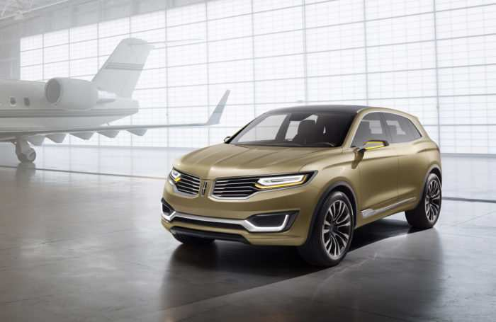 90 New 2020 Lincoln Mkx At Beijing Motor Show Redesign And Concept