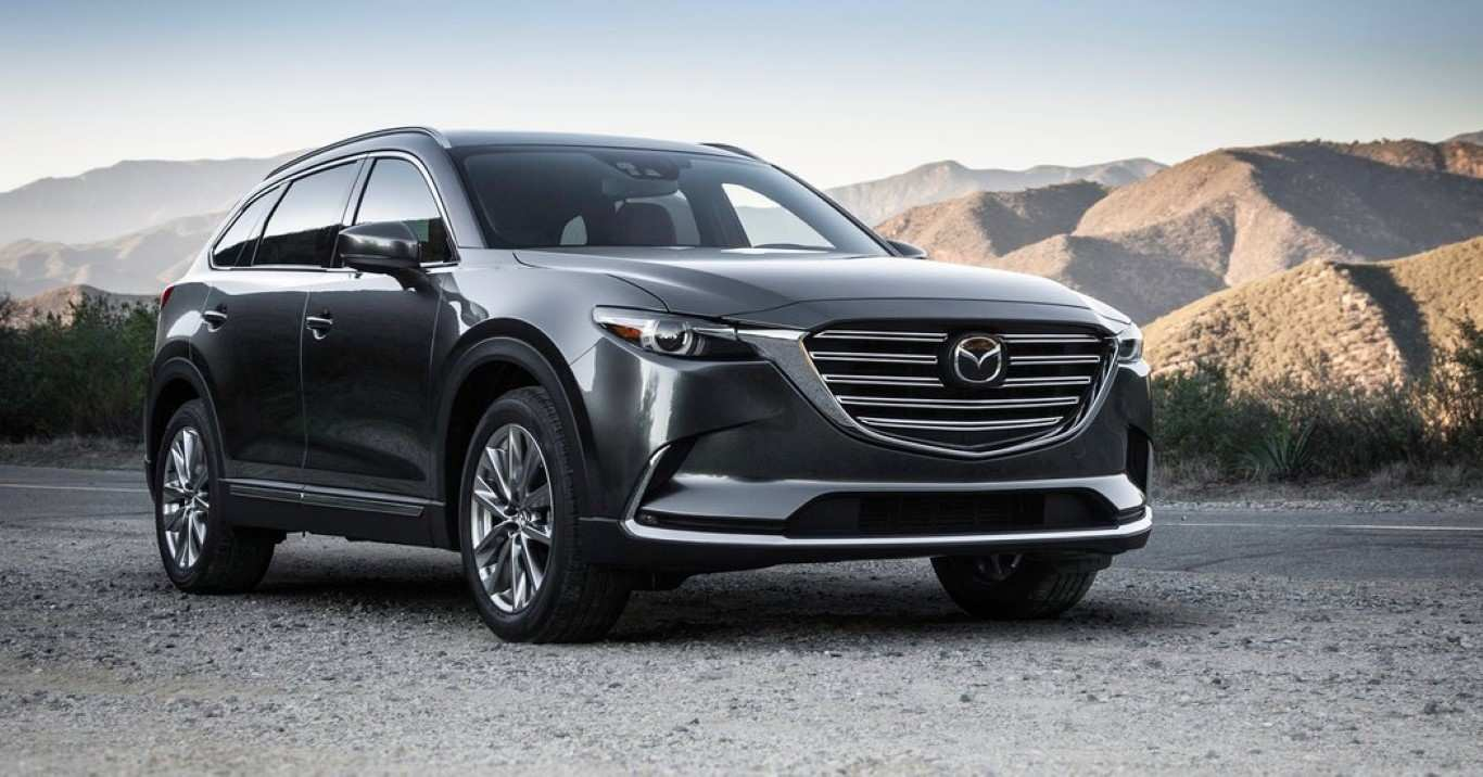 90 New 2020 Mazda Cx 9 Rumors Ratings