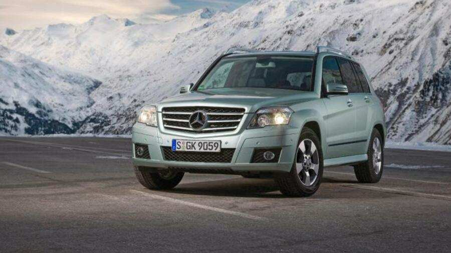 90 New 2020 Mercedes GLK New Review