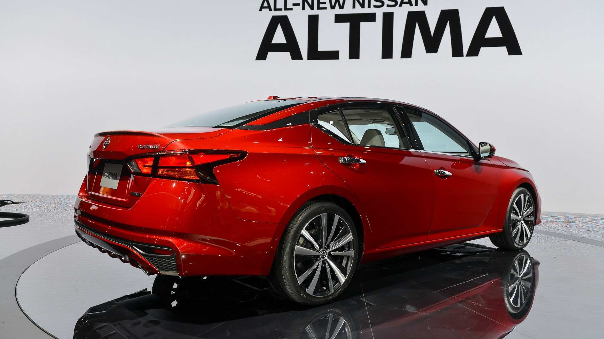 90 New 2020 Nissan Altima History