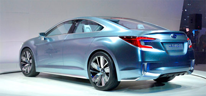 90 New 2020 Subaru Legacy Turbo Gt Exterior