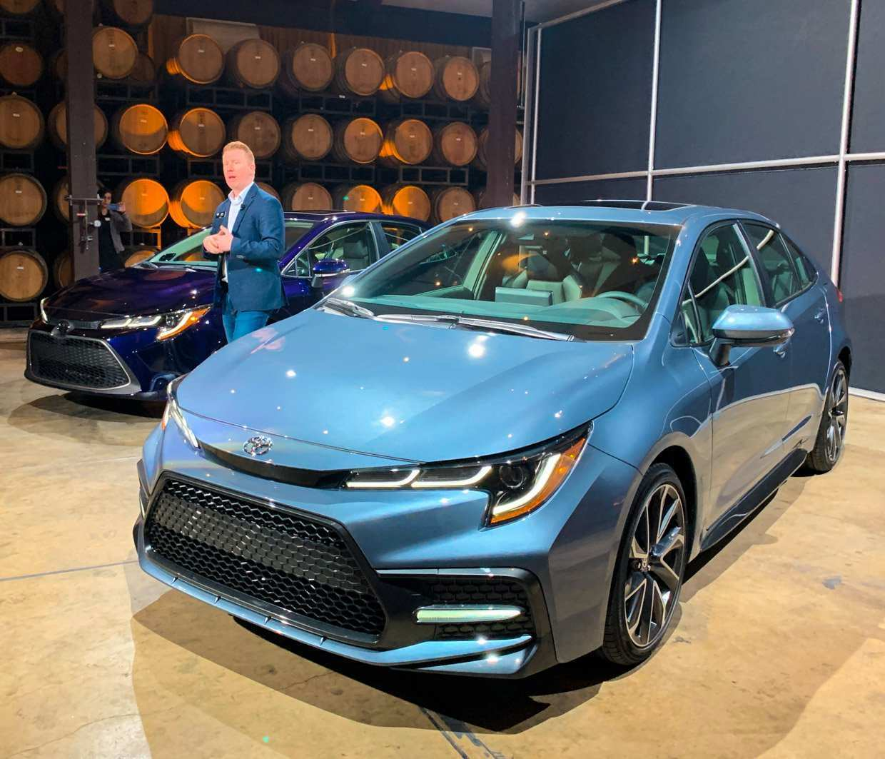 90 New 2020 Toyota Corolla Concept And Review