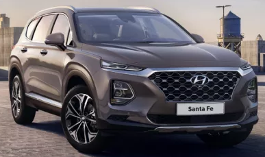 90 New Hyundai New Tucson 2020 Interior