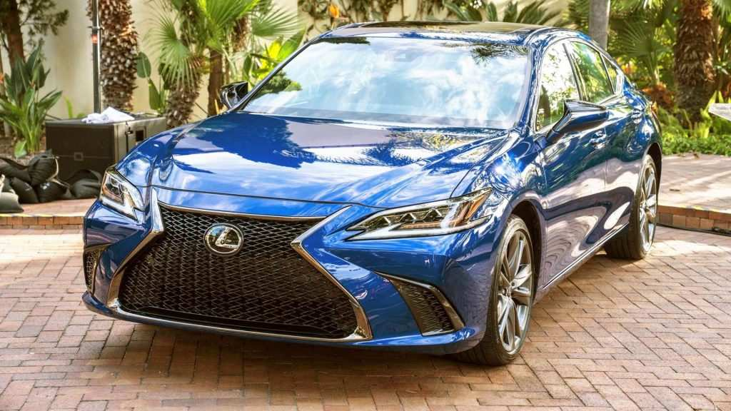 90 New Lexus Es 2019 Debut Concept And Review