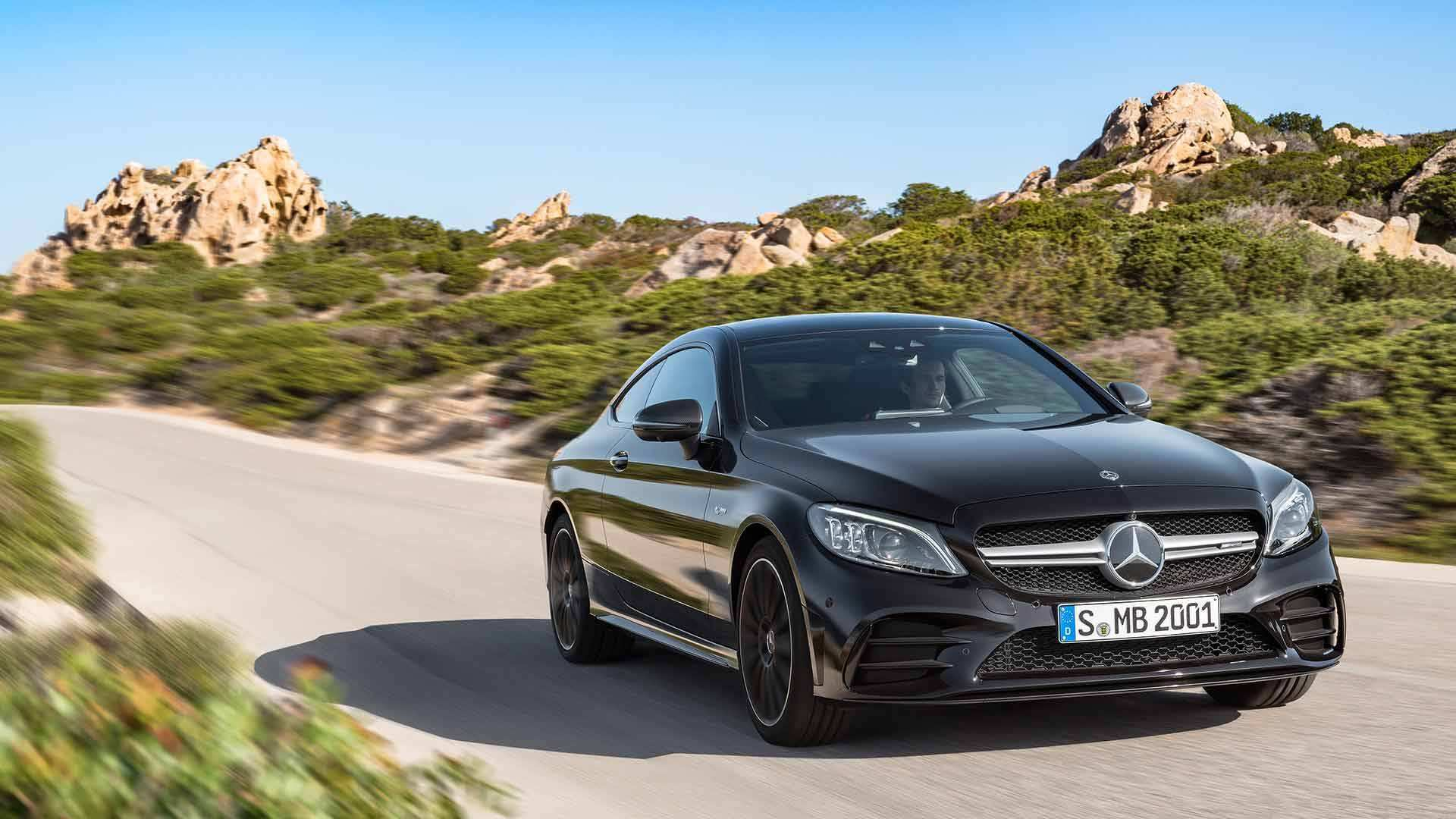 90 New Mercedes C Class Coupe 2019 Release Date And Concept