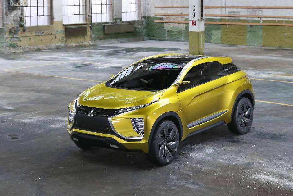 90 New Mitsubishi Electric Vehicle 2020 Concept And Review