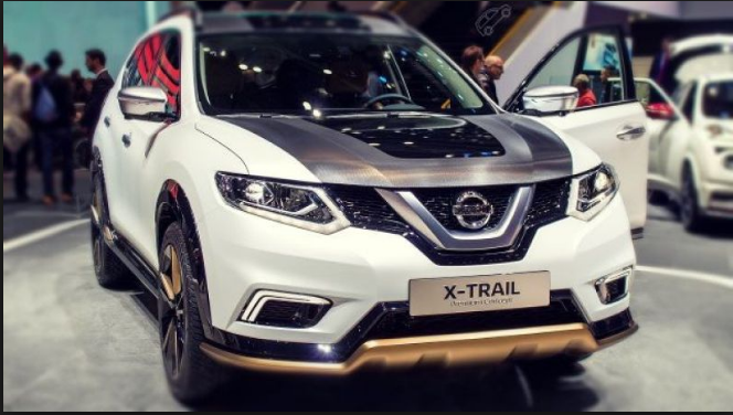 90 New Nissan X Trail 2020 Colombia Images