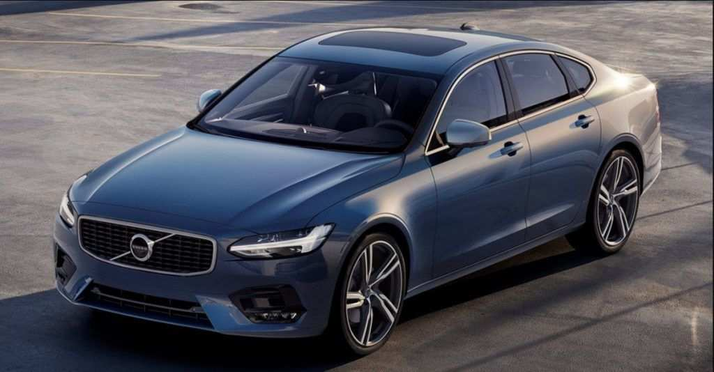 90 New S90 Volvo 2019 Performance And New Engine