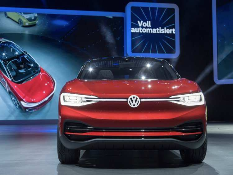 90 New Volkswagen Concept 2020 Spesification
