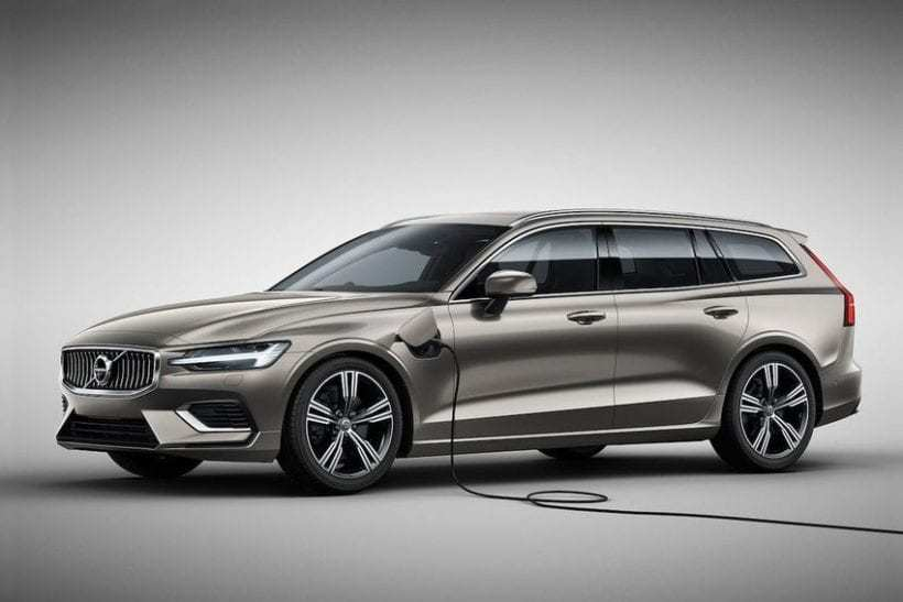 90 New Volvo V60 2019 Dimensions Review And Release Date