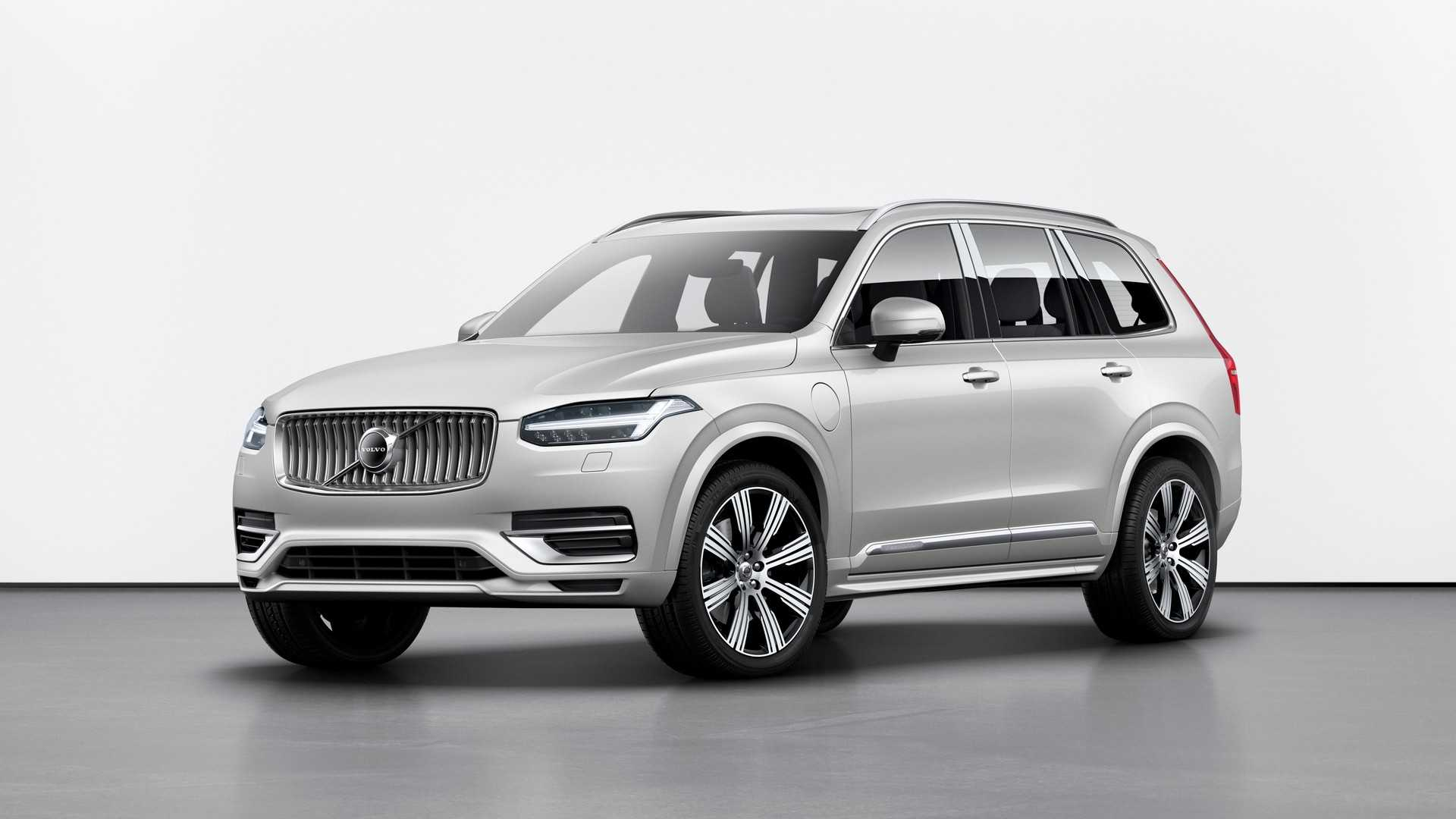 90 New Volvo Xc90 Facelift 2019 Reviews