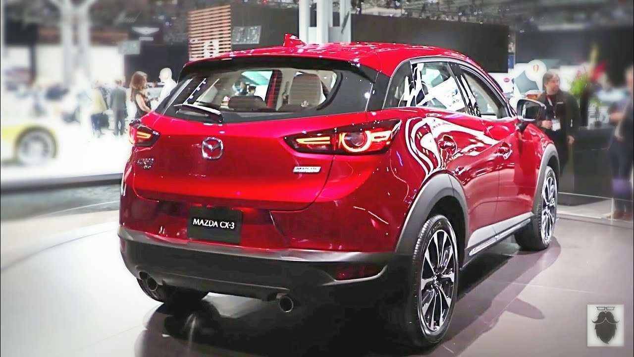 90 New X3 Mazda 2019 Redesign And Concept