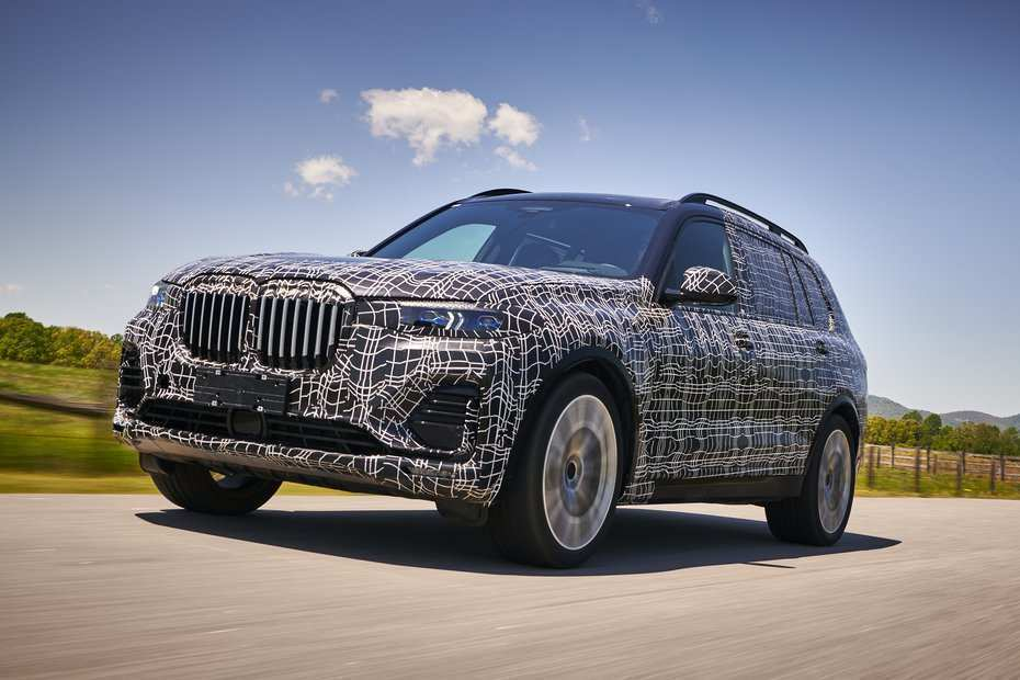 90 The 2019 BMW X7 Suv Series Exterior And Interior