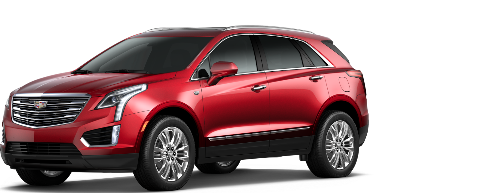 90 The 2019 Cadillac XT5 Images