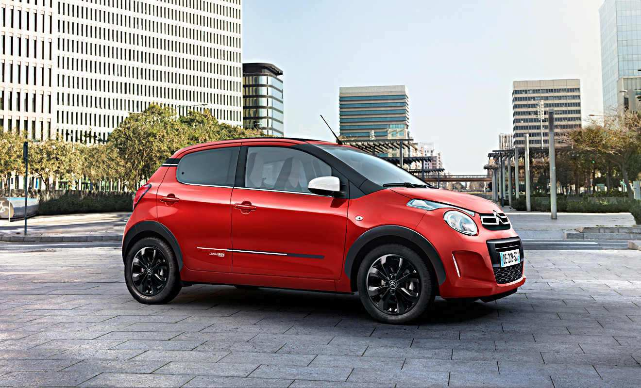 90 The 2019 Citroen C1 Ratings