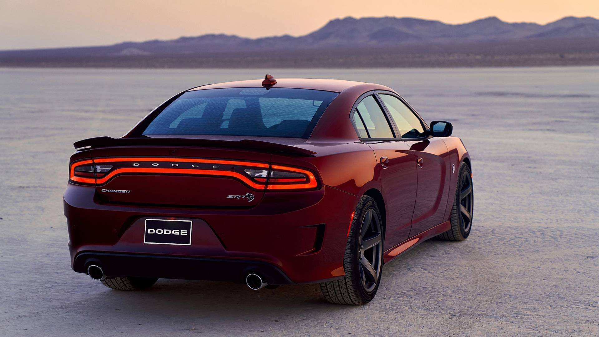 90 The 2019 Dodge Challenger Hellcat Spy Shoot