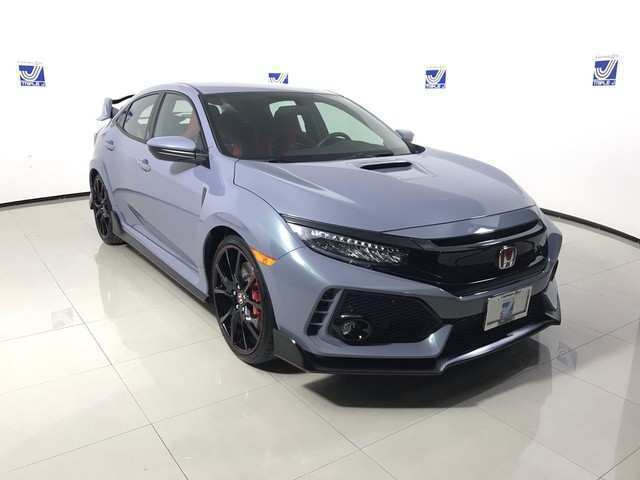 90 The 2019 Honda Civic Type R Concept