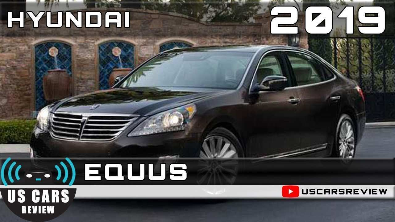 90 The 2019 Hyundai Equus Ratings