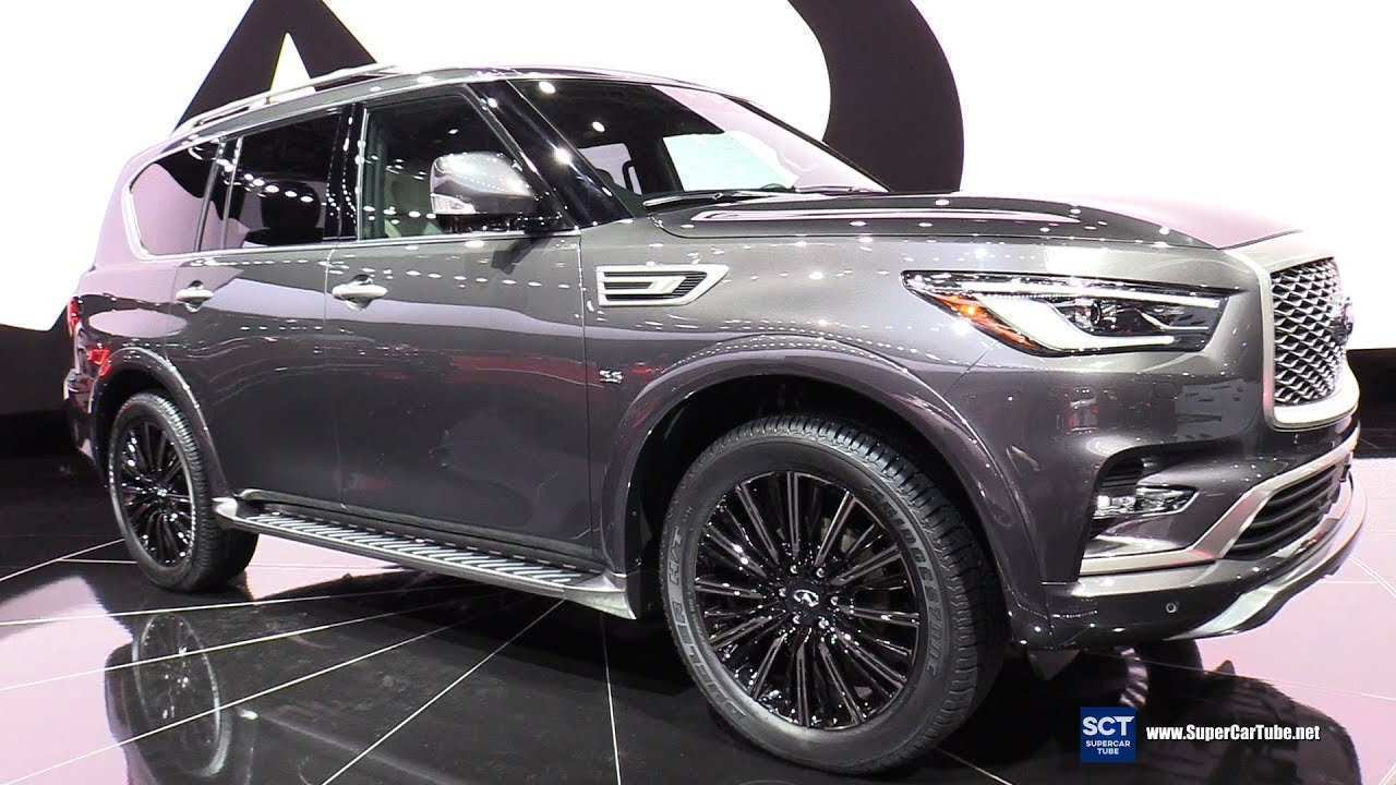 90 The 2019 Infiniti Qx80 Suv Performance And New Engine