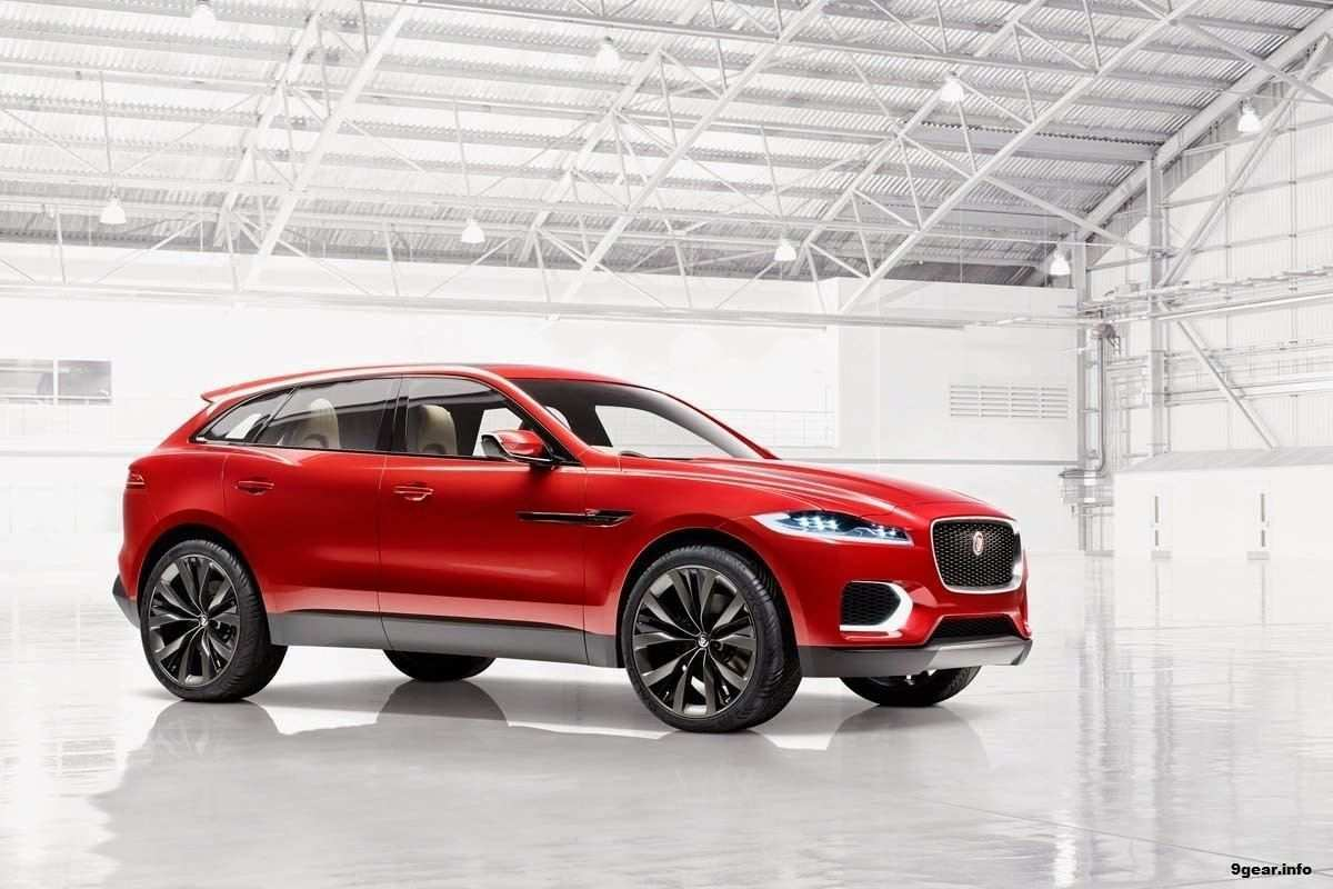 90 The 2019 Jaguar C X17 Crossover New Model And Performance