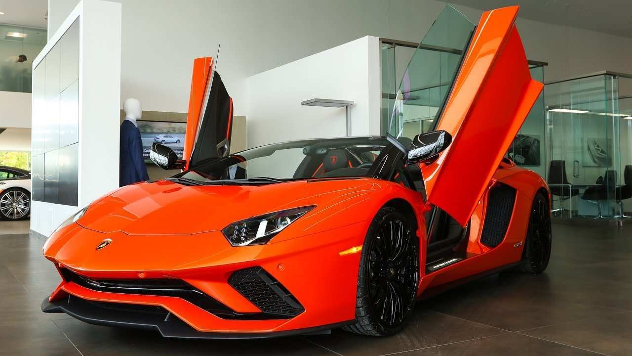90 The 2019 Lamborghini Ankonian Release Date And Concept