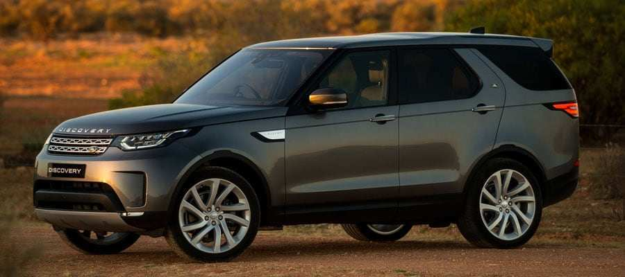 90 The 2019 Land Rover Discovery New Review