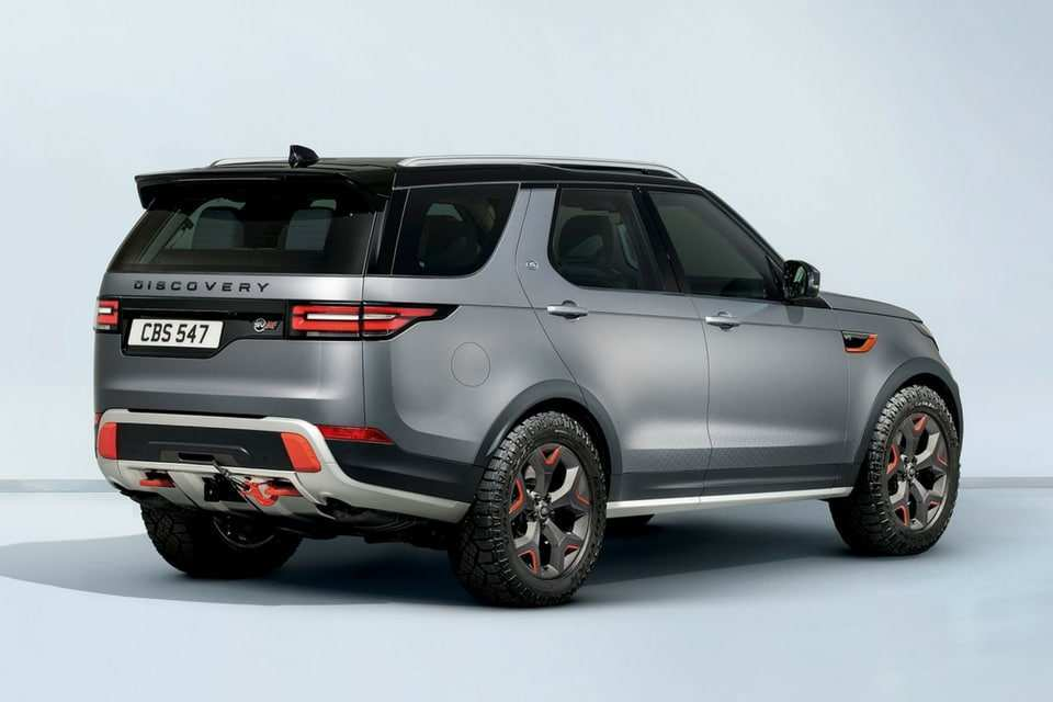 90 The 2019 Land Rover LR4 Research New
