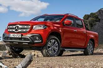 90 The 2019 Mercedes Benz X Class Style