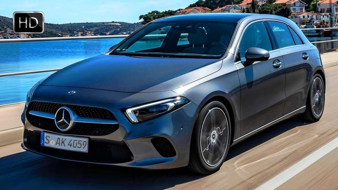 90 The 2019 Mercedes Hatchback Review