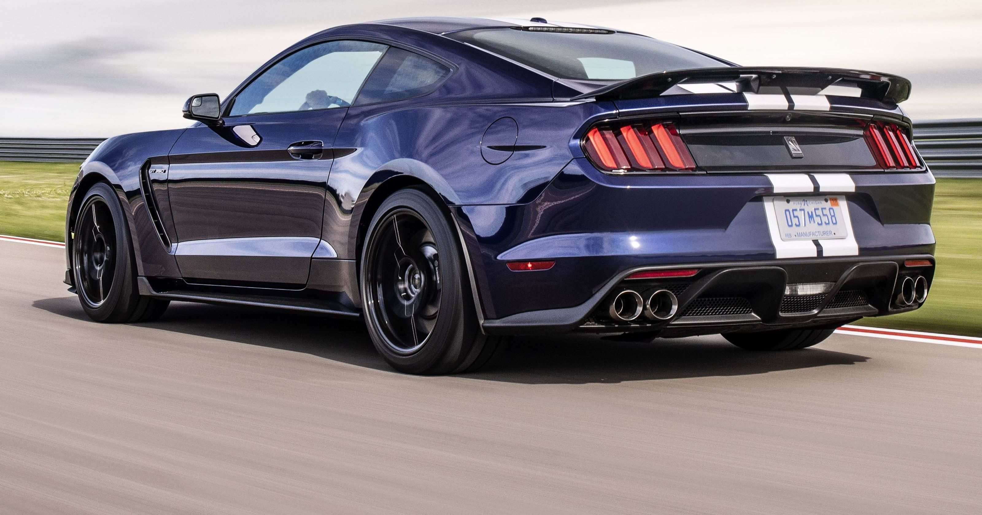 90 The 2019 Mustang Shelby Gt350 Style