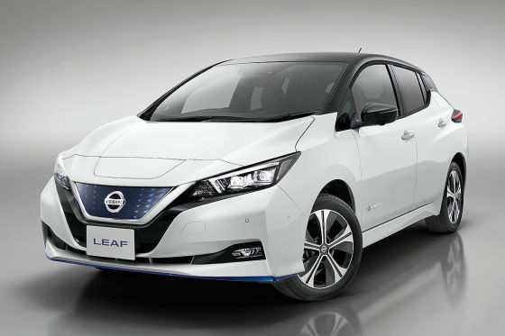 90 The 2019 Nissan Leaf Review Interior