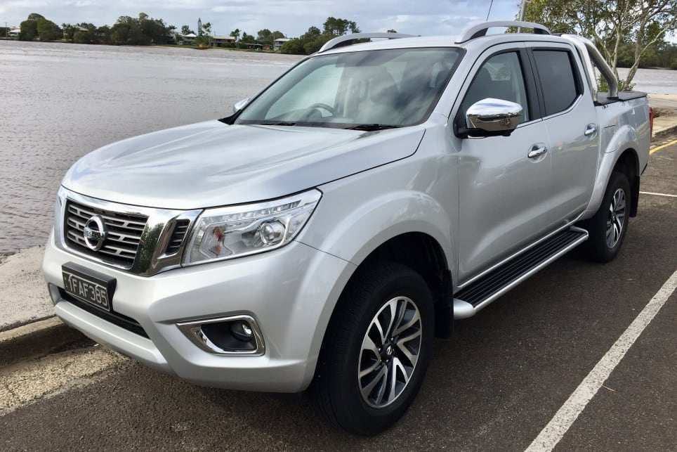 90 The 2019 Nissan Navara Picture