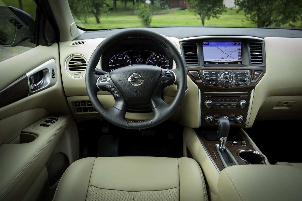 90 The 2019 Nissan Pathfinder Ratings