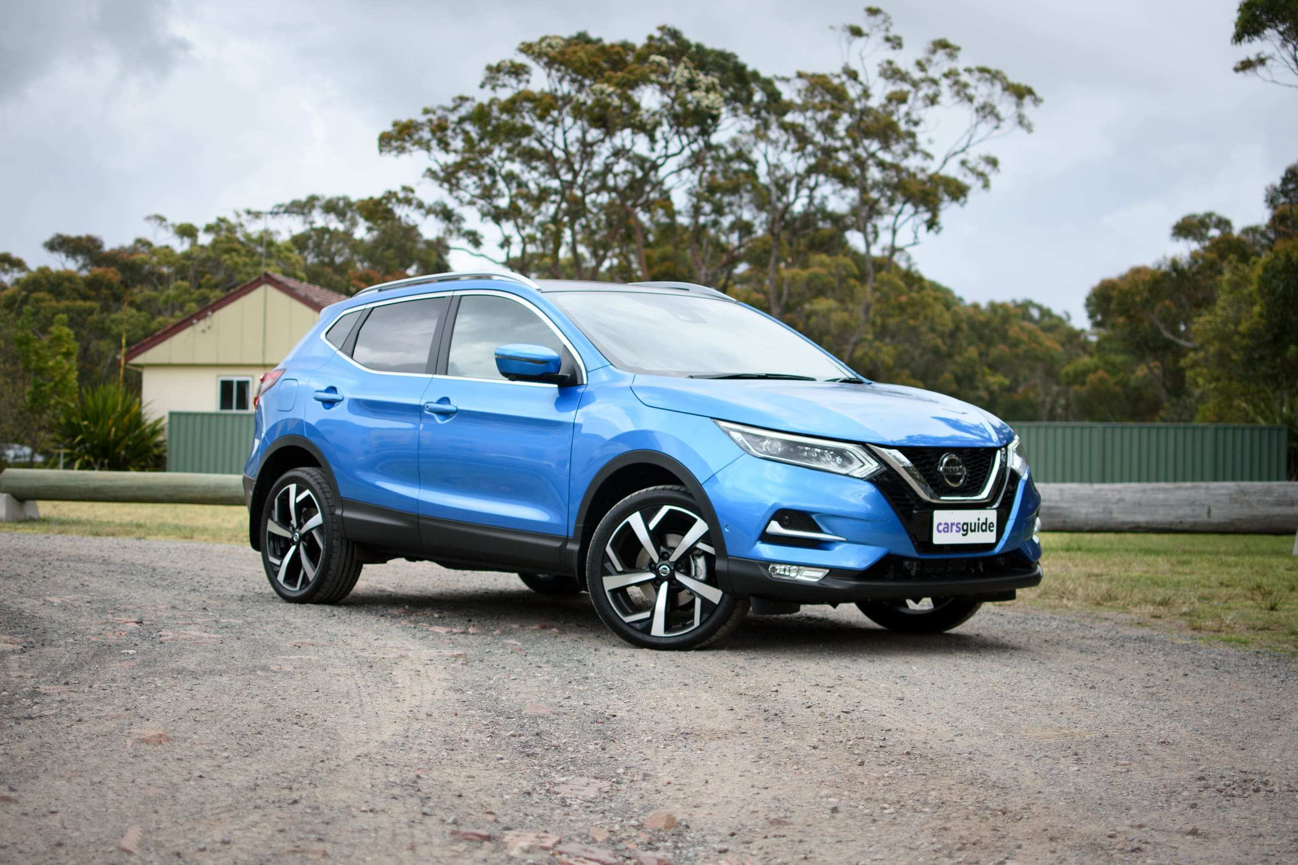90 The 2019 Nissan Qashqai Rumors