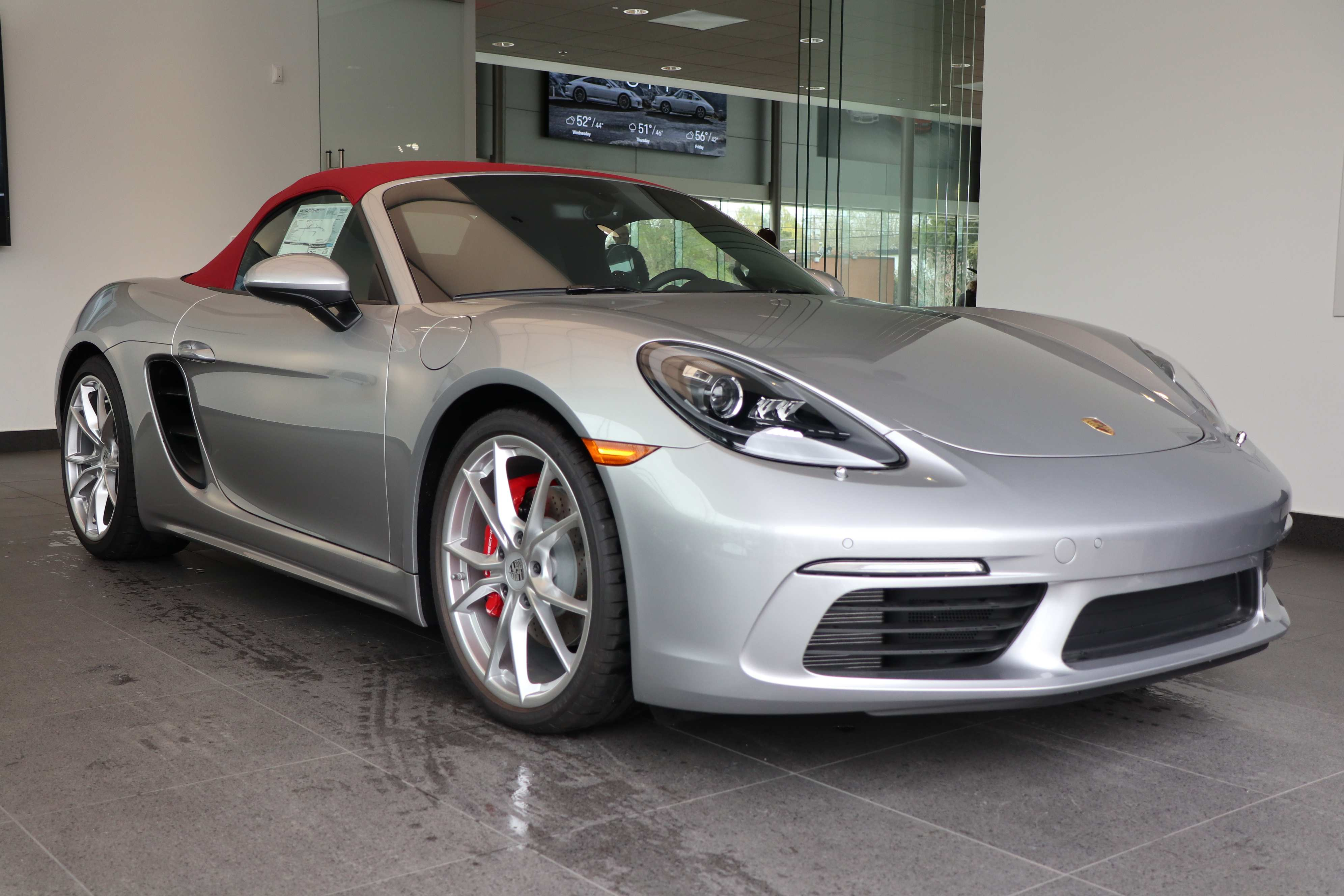 90 The 2019 Porsche Boxster S Redesign And Review