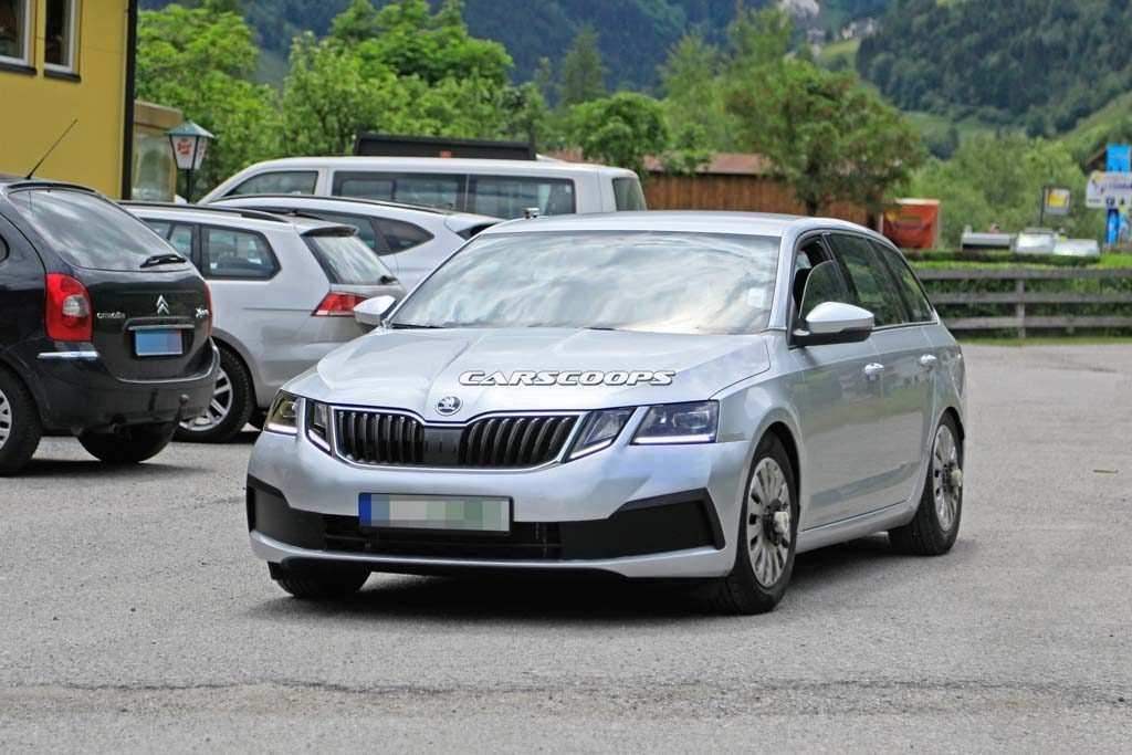 90 The 2019 Skoda Octavia India Egypt Model