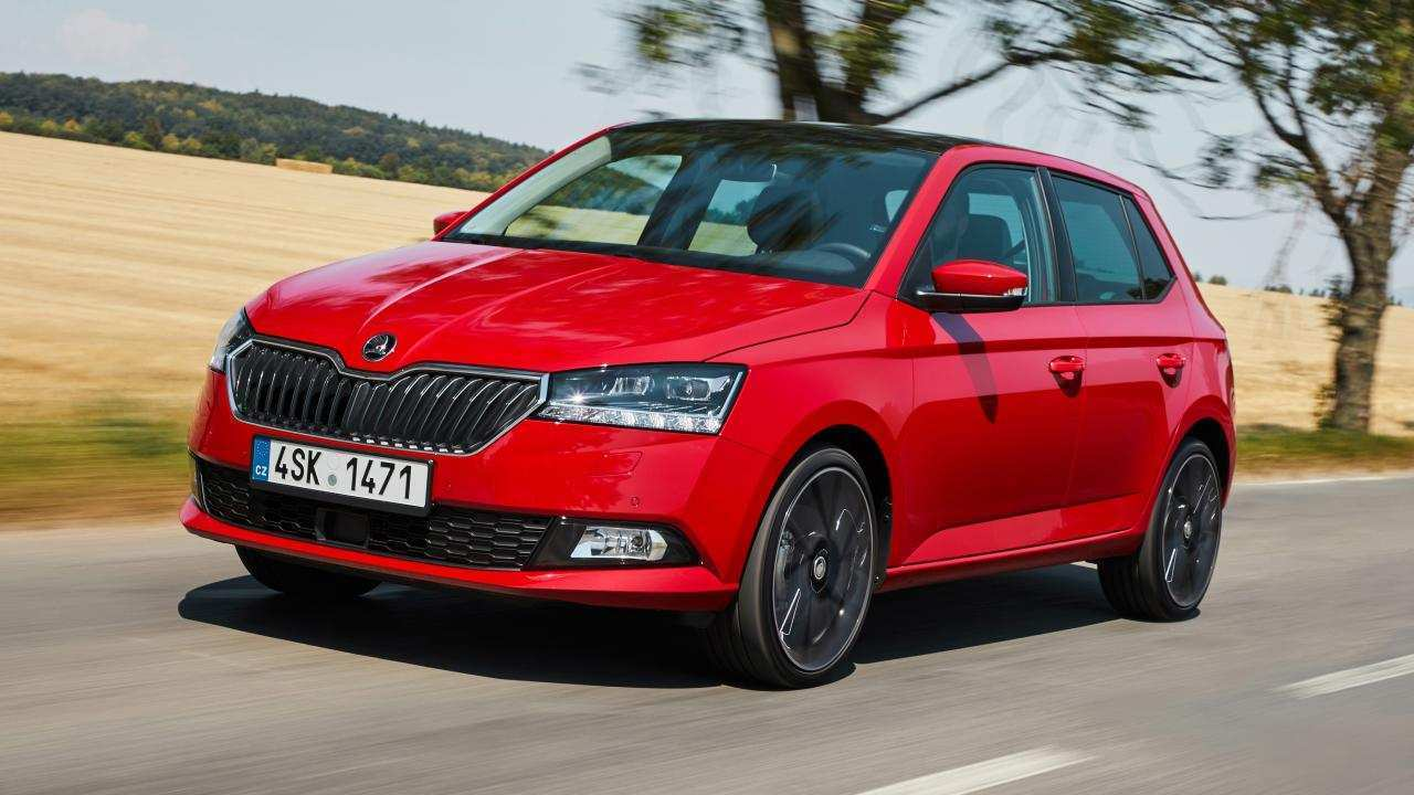 90 The 2019 Skoda Roomster Price And Release Date