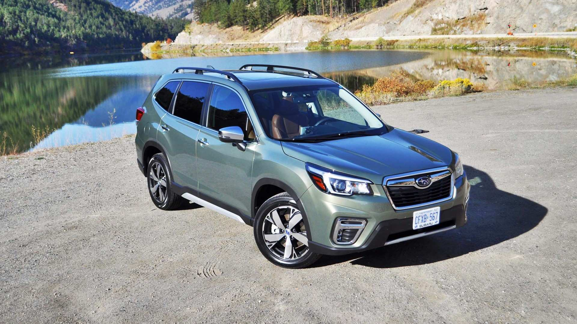 90 The 2019 Subaru Forester Sport 2 Review