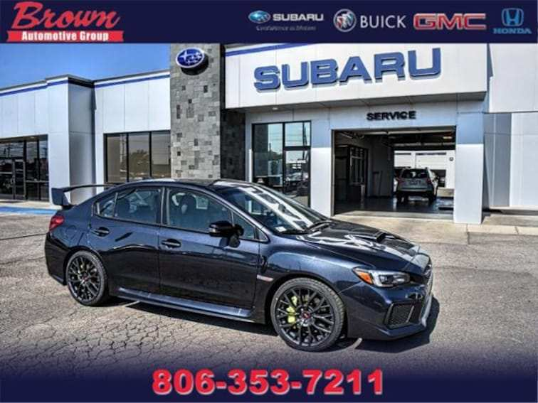 90 The 2019 Subaru Sti Specs And Review