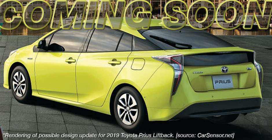 90 The 2019 Toyota Prius Engine