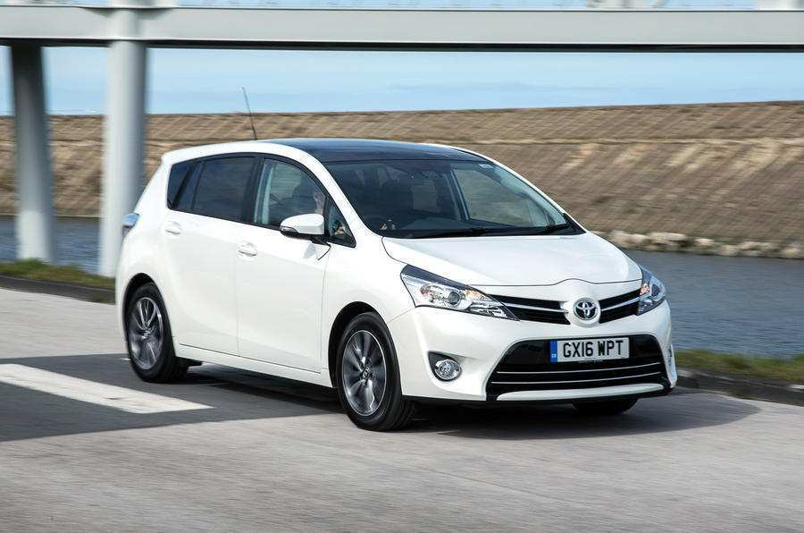 90 The 2019 Toyota Verso History