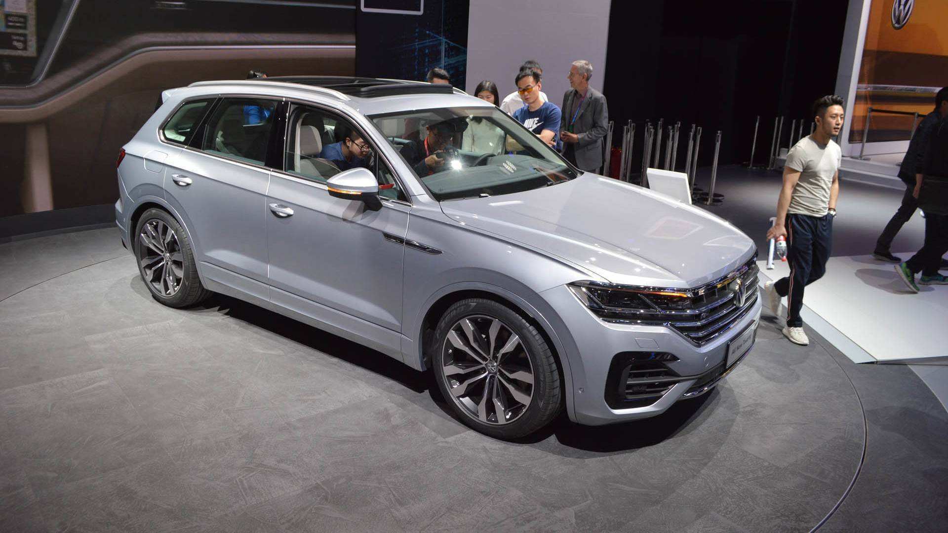 90 The 2019 Volkswagen Touareg Release Date And Concept