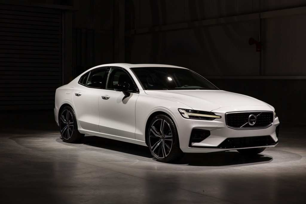 90 The 2019 Volvo S60 R Performance