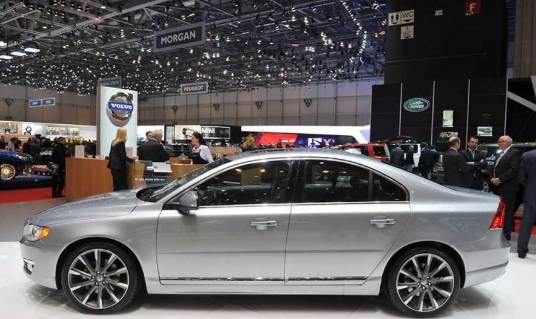 90 The 2019 Volvo S80 Redesign