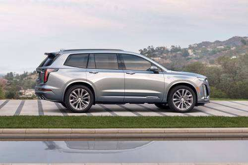 90 The 2020 Cadillac Xt6 Dimensions Release Date And Concept