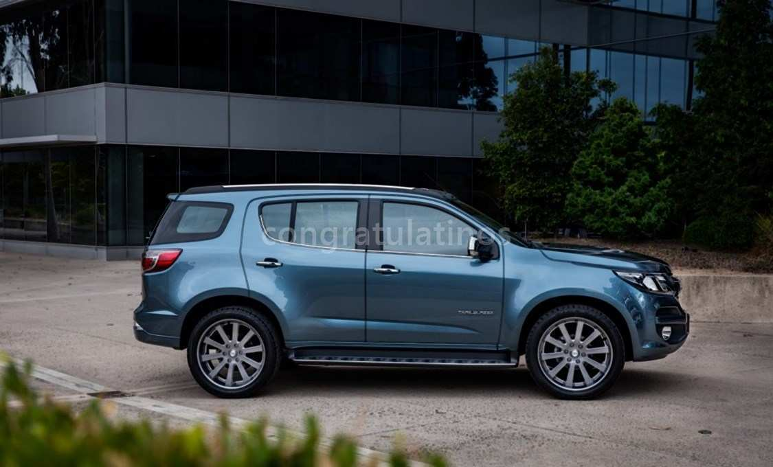 90 The 2020 Chevy Trailblazer Ss Model