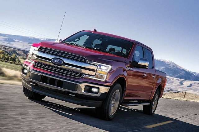 90 The 2020 Ford F150 History