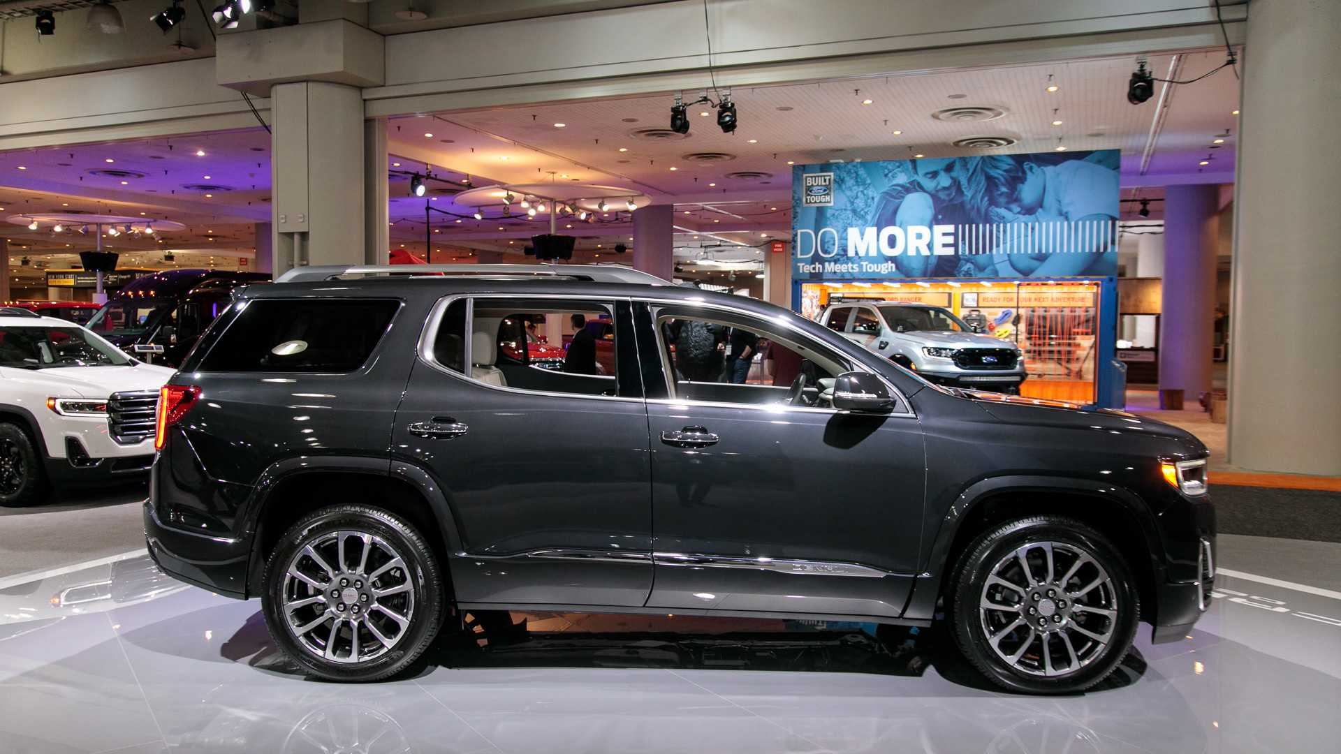 90 The 2020 Gmc Acadia Denali Specs And Review